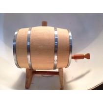 Barril / Umburana / 1 L Caçhaca-vinho-wisque-cerveja. Umbura