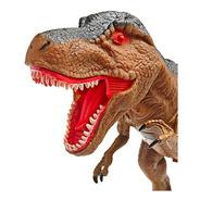 Dinosaurio Juguete T Rex Mighty Megasaur Grande Luz Y Sonido