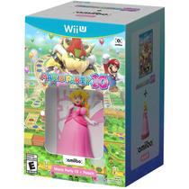 Videojuego Figura Amiibo Peach Mario Party 10 Nintendo Wii U