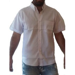 Lote De 233 Camisas Blancas Gabardina Manga Corta Y Larga.