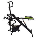 Total Bike Crunch Family Bicicleta Movifit Combo 7 En 1