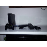 Microsoft Xbox 360 + Kinect Sensor + Flasheo Lector