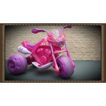Moto Elétrica Princesas Disney Bandeirantes 6v (s/bateria)