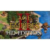 Age Of Empires 1 Gold+age Of Empires 2 Hd+age Of Mythology