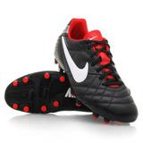 Botines Nike Tiempo Natural Iv Ltr Fg 12.5us 30,5cm