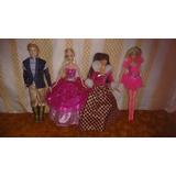 Lote De Muñeca Barbie 20 Unidades
