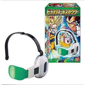Scouter Rastreador Dragon Ball Z Original Bandai Goku Vegeta