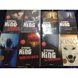 8 Libros De Stephen King En Buenas Condiciones