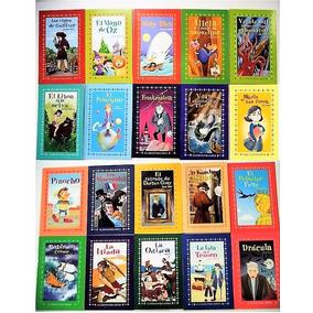 Paquete 25 Libros Los Mejores Cuentos Para Niños 6 A 9 Años