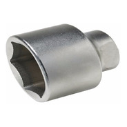 Tubo 35mm Encastre 3/4 Ruhlmann Cromo Vanadio Zona Norte