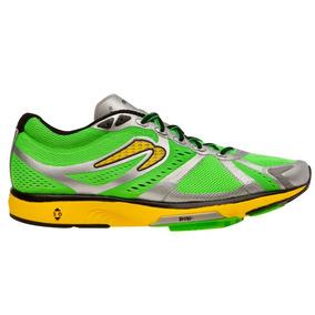 Zapatos Deportivos   Newton Running   Verdes   Hombre