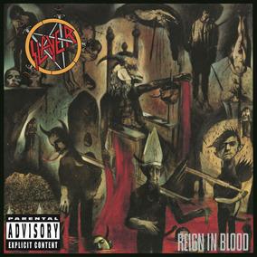 Slayer - Reign In Blood - Vinilo Lp (nuevo/sellado)