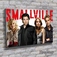 Cuadros Lienzo Canvas 60x40 Modernos Serie Tv Smallville