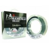 Linha Multifilamento Daiwa Samurai Braid 0,44mm / 80lb 150j