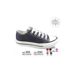 8e9ebfae Zapatillas Converse All Star Negras Y Rojas - Zapatillas Azul oscuro ...