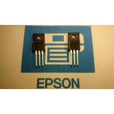Transistores Para Board Epson C6144 Y A2222, Nuevos Original