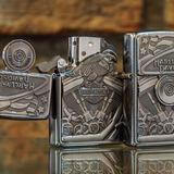 Encendedor Zippo Harley Davidson Engine Motor Emblem Aguila