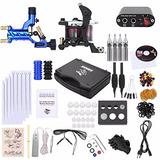 Tatuaje Kit Shark Complete Pro Rotray Tattoo Kit Machines Gu
