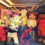 Show De Campanita Mario Bros Mickey Doki Fresita Phineas