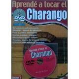 Libro Aprende A Tocar El Charango Con Dvd - Los Chiquibum