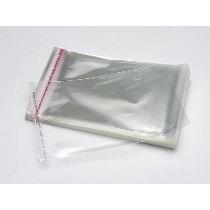 Embalagens Saquinhos Plastico P\ Brinco Adesiva 7x7 100 Unid