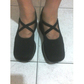 Excelentes Zapatos Bass De Damas Sirven Para El Colegio