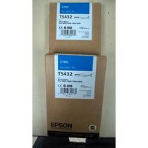 Cartucho Epson Cyan T5432 Para Stylus Pro 4000/ 7600/ 9600