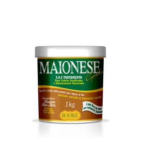 Maionese Capilar Máscara Hidratação Houtree 1kg