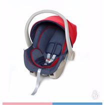 Bebê Conforto Cocoon Azul Jeans 0 A 13kg - Galzerano