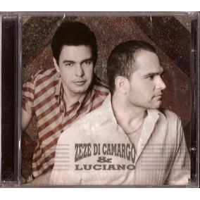 Zezé Di Camargo E Luciano Cd 2012 Novo Lacrado Frete Gratis