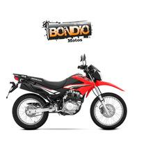 Honda Xr 150 Rally - Bondio Motos