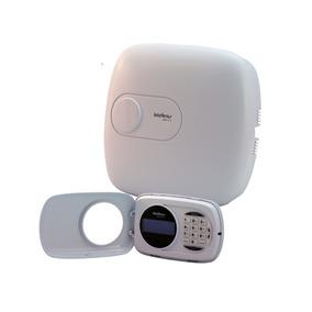 Central Alarme Intelbrás Monitorado Amt 2010 Para Residência