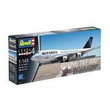 Avión Boeing 747-400 Iron Maiden Esc.1/144 Revell Nuevo!