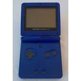 Espectaculares Game Boy Advance Sp-001 Azul