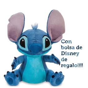 Peluche De Lilo Y Stitch Disney Originales 40cm C/ Bolsa