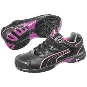 Zapatos De Seguridad Puma Stepper Mujer