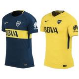 Camisetas Boca Jrs 2018 Original Titular Y Supl Envio Gratis