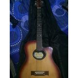 Guitarra Gracia Electroacustica