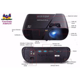 Proyector Viewsonic Pjd5155 3300 Lumenes - Envio Gratis