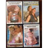 Filmes - Dvd´s Eróticos Coleção Loving Sex - 24 Discos