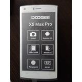 Doogee X5 Max Pro 4g Lector Huella Envío Gratis