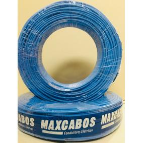 Fio Cabo Flexível 2,5 Rolos Com 100 Metros Maxcabos