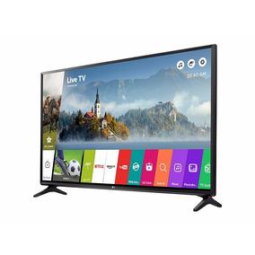 Pantalla Smart Tv Lg 43 Led Full Hd 1080p 60hz Wifi