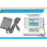 Cargador Nintendo Ds Lite En Oferta