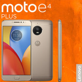Motorola E4 Plus Hd5,5 16gb 2gb 13mp Nuevo Original