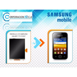 Pantalla Lcd Samsung Galaxy Young Tv S5367 100% Original
