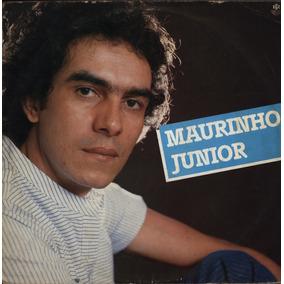 Lp Maurinho Junior - Noite De Aventura - Rge 1988