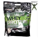 Premium Whey Protein De Suero De 3kg - Star Nutrition