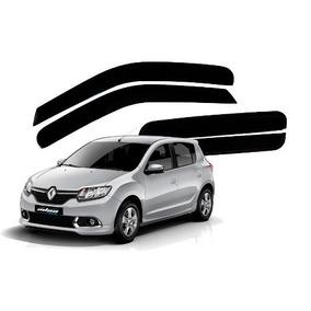 Calha De Chuva Delfetor Renault Sandero 2014/...