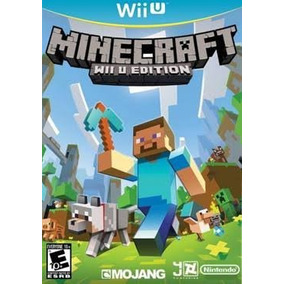 Minecraft Wii U Edition - Produto Digital